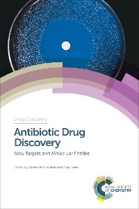Cover Antibiotic Drug Discovery