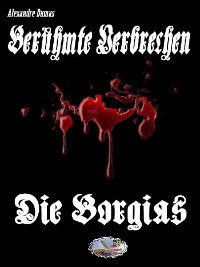 Cover Die Borgia (Erstmalig in Deutsch)