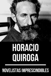 Cover Novelistas Imprescindibles - Horacio Quiroga