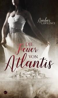 Cover Die Feuer von Atlantis