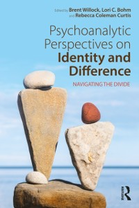 Cover Psychoanalytic Perspectives on Identity and Difference