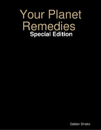 Cover Your Planet Remedies  -  Special Edition