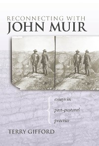 Cover Reconnecting with John Muir