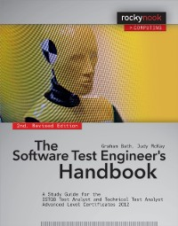 Cover Software Test Engineer's Handbook, 2nd Edition