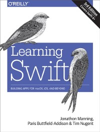 Cover Learning Swift