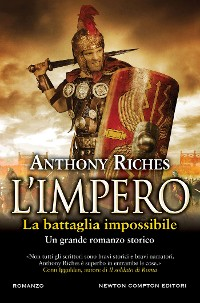 Cover L'impero. La battaglia impossibile