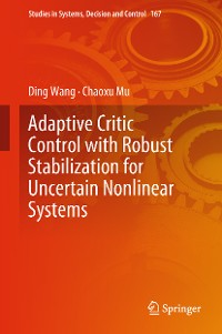 Cover Adaptive Critic Control with Robust Stabilization for Uncertain Nonlinear Systems