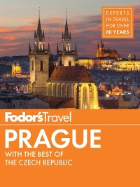 Cover Fodor's Prague