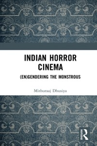 Cover Indian Horror Cinema