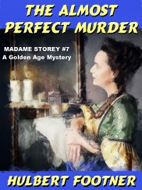 Cover The Almost Perfect Murder