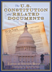 Cover U.S. Constitution and Related Documents
