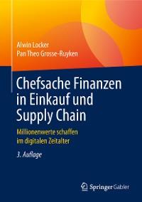 Cover Chefsache Finanzen in Einkauf und Supply Chain