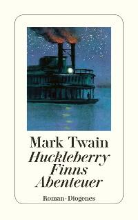 Cover Huckleberry Finns Abenteuer