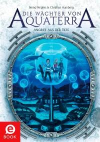 Cover Die Wächter von Aquaterra