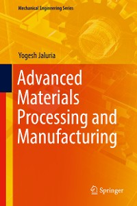 Cover Advanced Materials Processing and Manufacturing