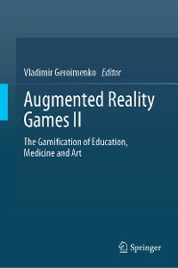 Cover Augmented Reality Games II