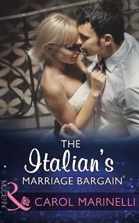 Cover Italian's Marriage Bargain (Mills & Boon Modern)