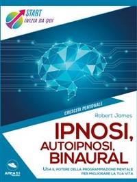 Cover Ipnosi, autoipnosi, binaural