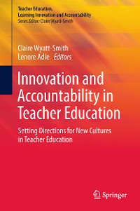 Cover Innovation and Accountability in Teacher Education