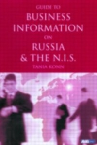 Cover Guide to Business Information on Russia, the NIS and the Baltic States