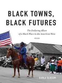 Cover Black Towns, Black Futures