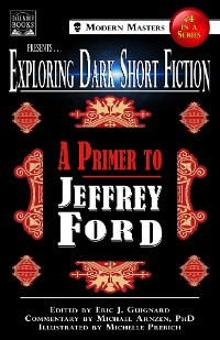 Cover Exploring Dark Short Fiction #4