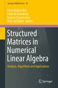 Cover Structured Matrices in Numerical Linear Algebra