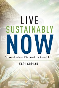 Cover Live Sustainably Now