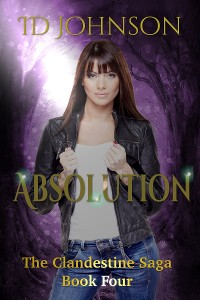 Cover Absolution: The Clandestine Saga Book 4
