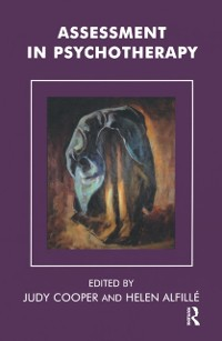 Cover Assessment in Psychotherapy