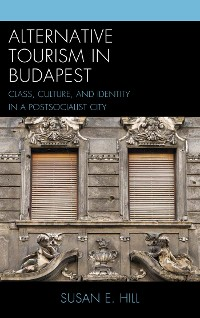Cover Alternative Tourism in Budapest