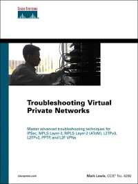 Cover Troubleshooting Virtual Private Networks