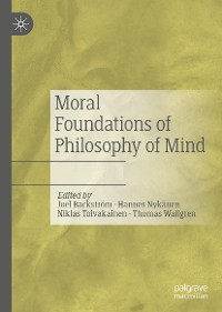 Cover Moral Foundations of Philosophy of Mind