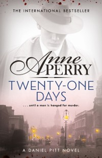 Cover Twenty-One Days (Daniel Pitt Mystery 1)