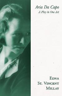 Cover Aria Da Capo - A Play in One Act