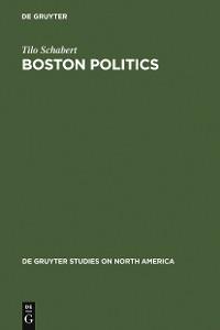Cover Boston Politics
