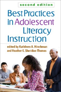 Cover Best Practices in Adolescent Literacy Instruction, Second Edition
