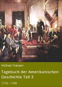 Cover Tagebuch der Amerikanischen Geschichte