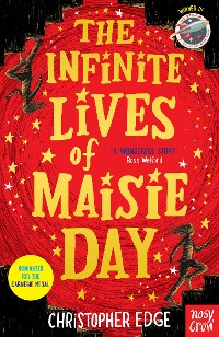 Cover The Infinite Lives of Maisie Day