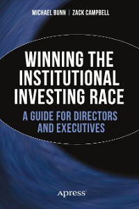 Cover Winning the Institutional Investing Race