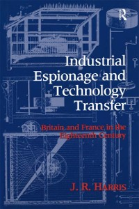 Cover Industrial Espionage and Technology Transfer