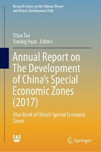 Cover Annual Report on The Development of China's Special Economic Zones (2017)