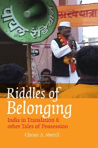 Cover Riddles of Belonging