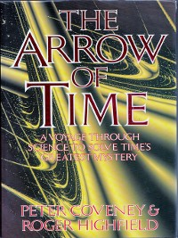 Cover The Arrow of Time