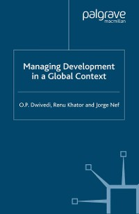 Cover Managing Development in a Global Context