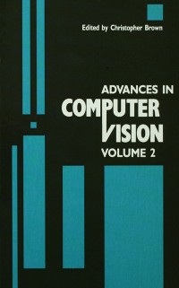 Cover Advances in Computer Vision