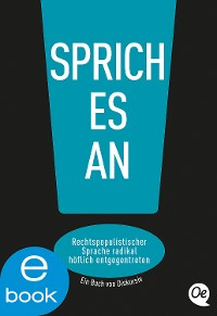 Cover Sprich es an!