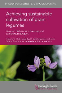 Cover Achieving sustainable cultivation of grain legumes Volume 1