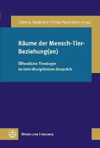 Cover Räume der Mensch-Tier-Beziehung(en)