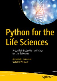 Cover Python for the Life Sciences